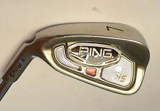 Left Handed Ping i15 Blue Dot 7 Iron AWT Regular Steel Shaft