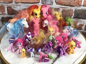 My Little Pony Lot Vintage And Modern Lot Of 26 Ebay