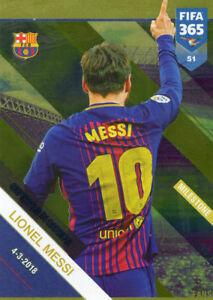 ADRENALYN-XL-FIFA-365-2019-LIONEL-MESSI-MILESTONE-CARD-51-FC-BARCELONA