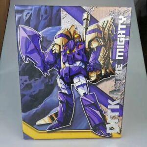 Kfc Toys Transformers Eavi Metal Ditka Blitzwing Action Figure Original Unopened