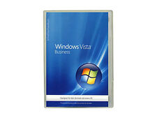 Microsoft Vista Business 32bit deutsch - SystemBuilder - ungelabelt