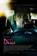 Drive (2011) Movie Poster (24x36) - Ryan Gosling, Carey Mulligan, Hendricks NEW