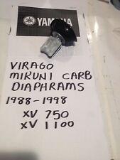 NEW YAMAHA VIRAGO XV 750-1100 MIKUNI CARB SLIDE DIAPHRAGM 1988-98
