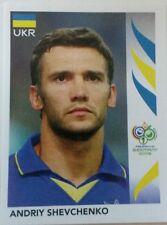 Panini Germany 2006 World Cup #565 Andriy Shevchenko - Ukraine