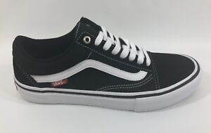 5307df984a Image is loading Vans-Old-Skool-Pro-Black-White-Men-039-