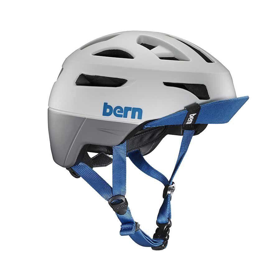 Bern Union Helmet Matte Grey M