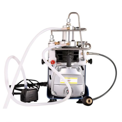 Elektrische Hochdruckluftpumpe Pumpe PCP Luft Kompressor 4500PSI 300bar 30MPA