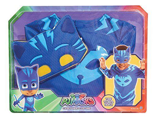 JP PJ Masks JPL24601 Set Costume Bambino Gatto