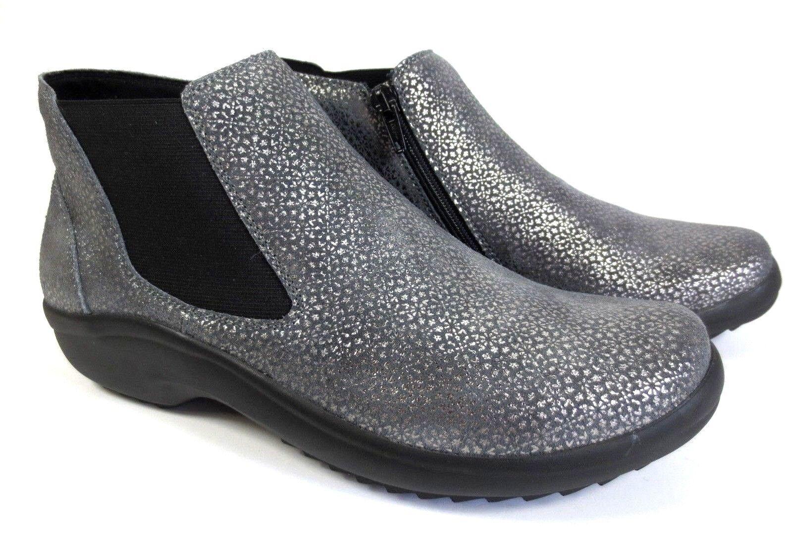 BERKEMANN Carlina Komfort Leder Schuhe Stiefeletten Stiefel grau NEU 129,95  | Ich kann es nicht ablegen