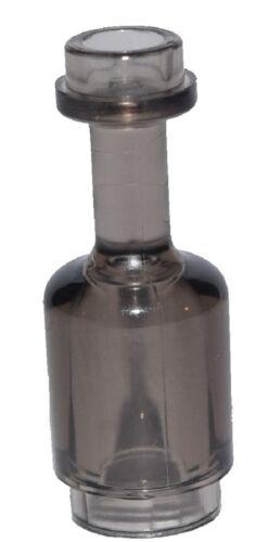 ☀️LEGO Minifig Utensil Bottle Trans Black Clear Bottle Jar Flask Minifigure