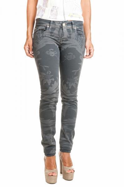 Dondup  -  Pants - Female - Grey - 2140713A183548