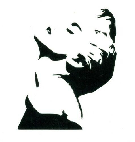 Madonna Vogue Mage Singer Virgem Ator Vinyl Decal permanente Indoor Outdoor