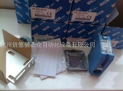 24-240 VAC Output SICK WL260-S270 Photoelectric Sensor 12-240 VDC