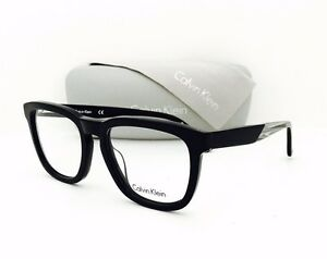 14e29e66489 New Calvin Klein Eyeglasses CK 5924 001 Black 54•19•140 With ...