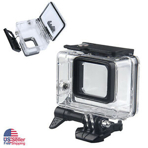 GoPro Hero 6/5 Black Waterproof Diving Surfing Protective Housing Cover Case Kit