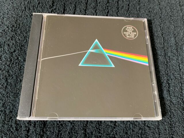 Pink Floyd – The Dark Side Of The Moon CD Canada Pressing VERY GOOD +