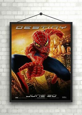 The Amazing Spiderman 2 Classic Large Movie Poster Art Print A0 A1 A2 A3 A4 Maxi