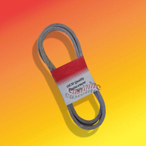 Aramid V-Belt 4L120 5216 6500 1//2 x 120 Fits Simplicity # 1668066 5212