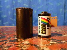 x5 Roll Film Ciak Color (Ferrania Solaris 100) 36 exp/pose Scaduti/Expired 2007