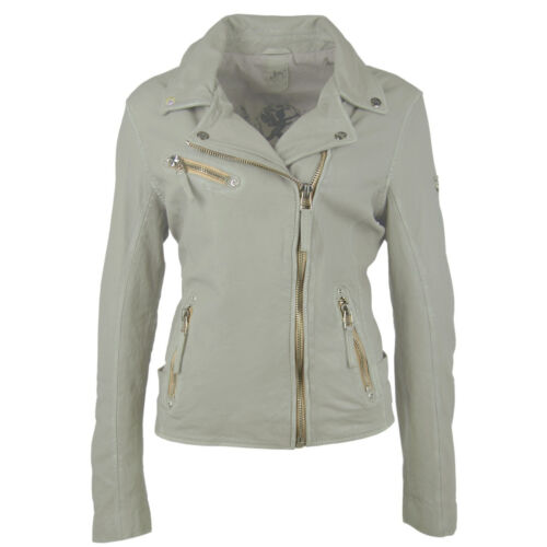 Lulv Light Green Damen perfecto ✅gipsy Jacket Pgg Bikerjacke Lederjacke xaW1waX4q6