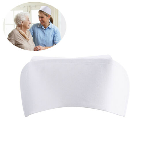 1PC White Nurse Caps Nurse Hat Costume for Party Cosplay Performance Hospital