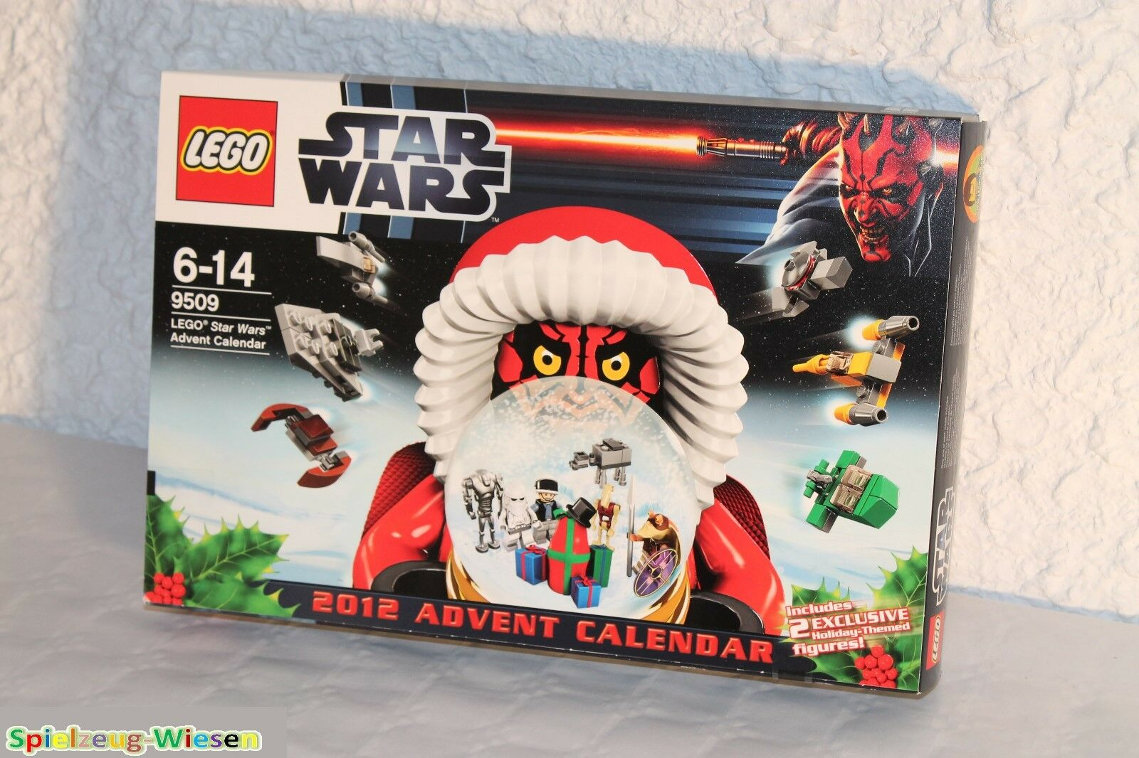 LEGO ® Star Wars ™ 9509 2. Advent Calendario 2012-NUOVO & OVP -