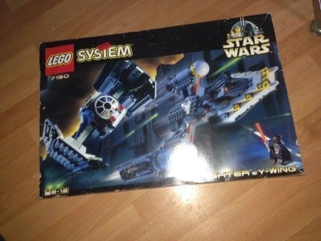 LEGO Star Wars TIE Fighter & Y-wing (7150)