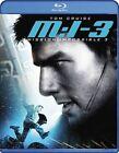 M I III Mission Impossible 3 Blu-ray