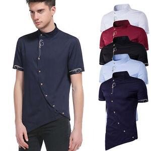 Casual Designer Clothes | Men S Formal Dress Shirt Men Designer Casual Luxury Shirts Wedding