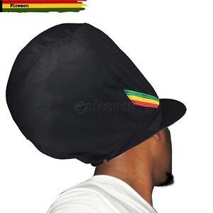 Rasta Hat Cap Selassie Africa Jah Rastafari Handmade Reggae Jamaica ... 59940b4f401