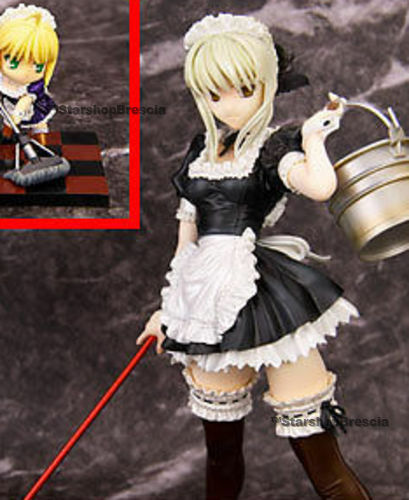 Fate Stay Night - Saber Maid Ver. 1 6 PVC Figure Hobby Japan Limited Alter