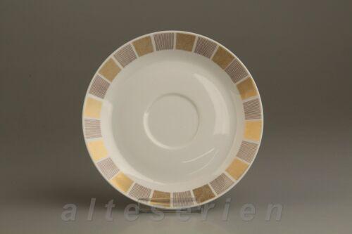 Soucoupe pour soupe D 16,1 cm Hutschenreuther noblesse Tuile décor 9600