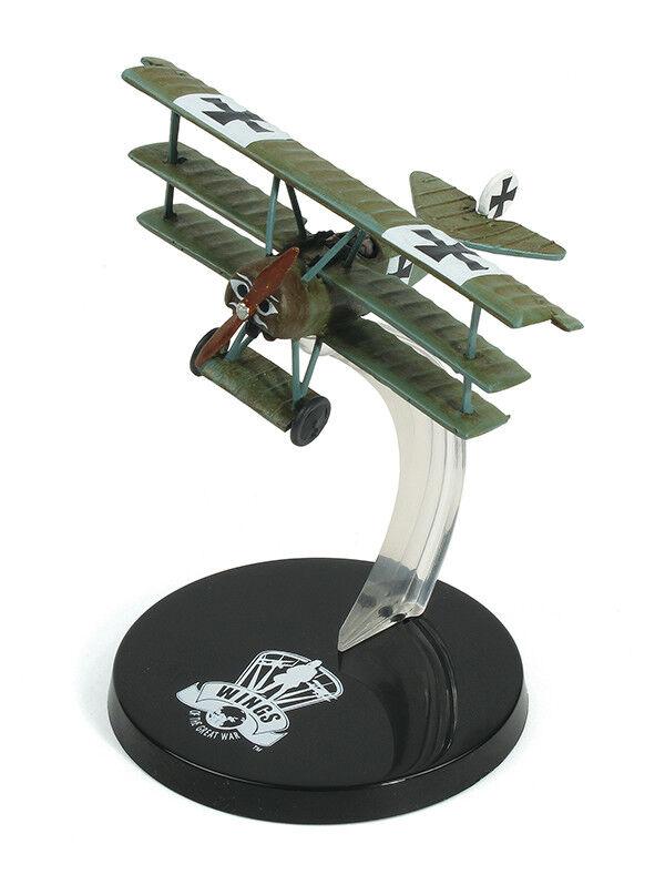 1 700 WINGS OF GREAT WAR WW12004 WWI GERMAN Fokker f.1 Werner Voss jasta 10