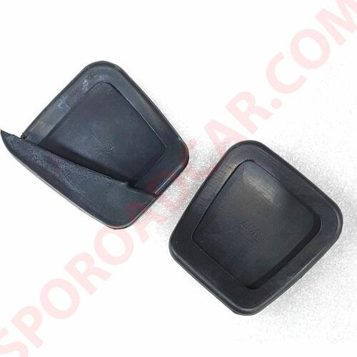 Parts Brake+Clutch  Pedal Pad Rubber M//T 2PCS For GM Chevrolet Cruze 2008+