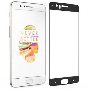 Veritable-verre-trempe-Film-de-protection-ecran-Garde-Protection-pour-le-OnePlus-5
