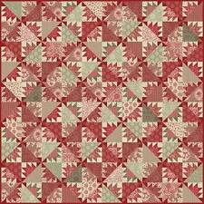 Moda POMME DE PIN Quilt Pattern FG JN03 By French General PFGJN03