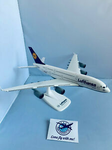 Lufthansa-Classic-Livery-Airbus-A380-800-1-250-PPC-Holland-Flugzeugmodell