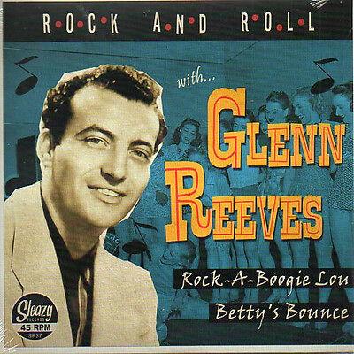 ROCKABILLY REPRO: GLEN REEVES Rock-A-Boogie Lou/Betty's Bounce ...