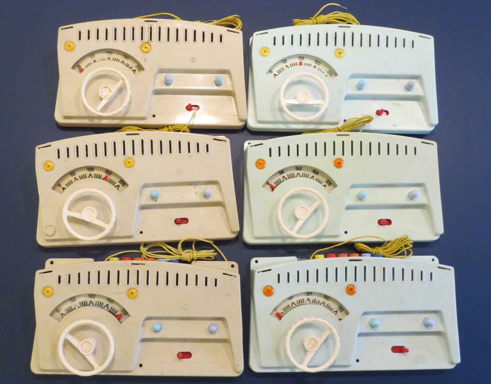 Faller AMS 4030 6x PANNELLO DI CONTROLLO Regolatore velocità
