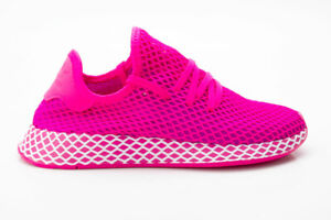 Details zu Adidas Deerupt Runner W Sneaker Turnschuhe Freizeitschuh Damen Schuhe CG6090 pin