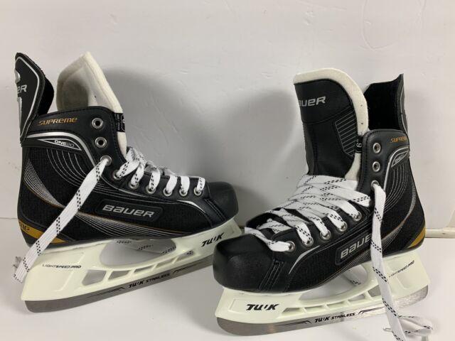 NIB Bauer Supreme One95 Hockey Ice Skates- Size: 06.0 R