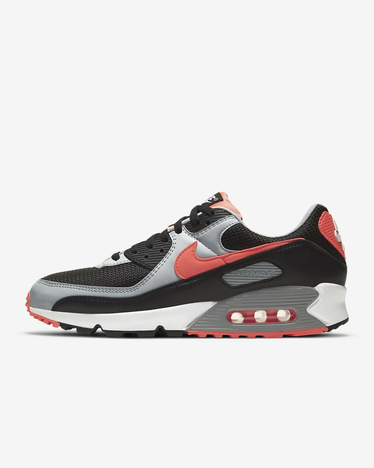 Size 10 - Nike Air Max 90 Radiant Red 2020