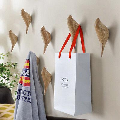 New Modern Decor Creative Bird Coat Hanger Hooks Dressing Room Wall Decoration
