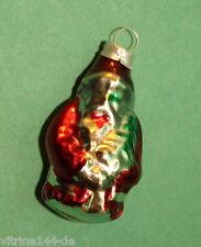 besonders schöner Miniatur Nikolaus Belsnickle alter Christbaumschmuck CBS