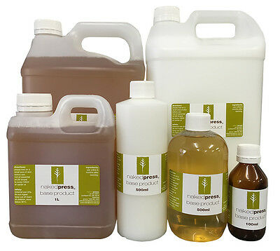 GOAT MILK LIQUID SOAP - 100% NATURAL - 500ml x 3 + 1 PUMP PACK