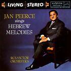 Sings Hebrew Melodies by Jan Peerce (Tenor Vocals) (CD, Aug-1994, RCA)