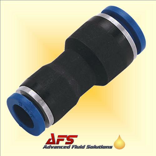12mm 10 mm empuje en la reducción de Nylon Tubo Conector Carpintero