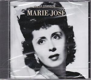 CD-22T-MARIE-JOSE-LES-ETOILES-DE-LA-CHANSON-BEST-OF-1993-NEUF-SCELLE-FRANCE