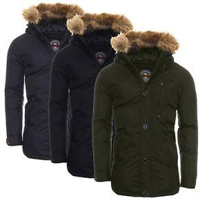 jas gevoerde New winterjas Geographical heren Outdoor Warm Norway Parka WDEH92IYe