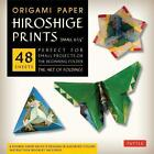 Origami Paper Hiroshige Prints Small 6 3/4 von Tuttle Publishing (2014)